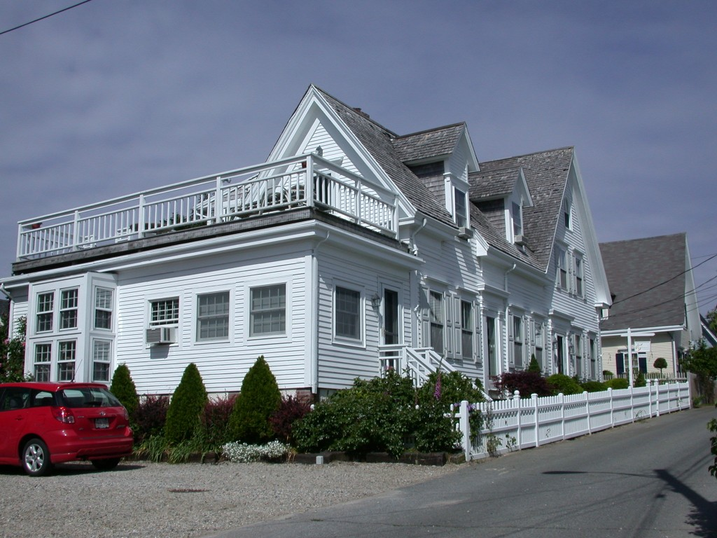 Ampersand guest house in Provincetown MA
