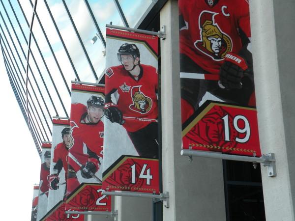 Canadian Tire Centre home of the Ottawa Senators